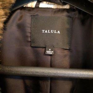 Aritzia Jackets & Coats - Aritzia faux fur leopard print coat small CT